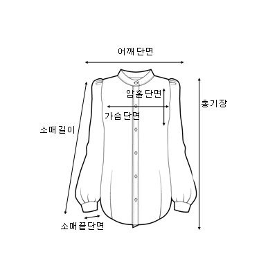Lua square ruffle blouse