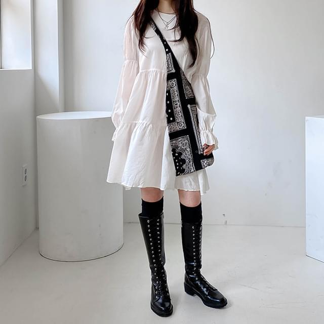 Cancan Hailey Mini Dress 洋裝