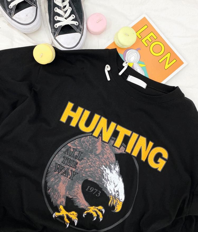 Hunting box t-shirt