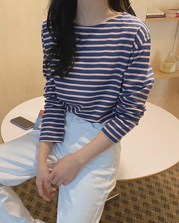Becky striped t-shirt