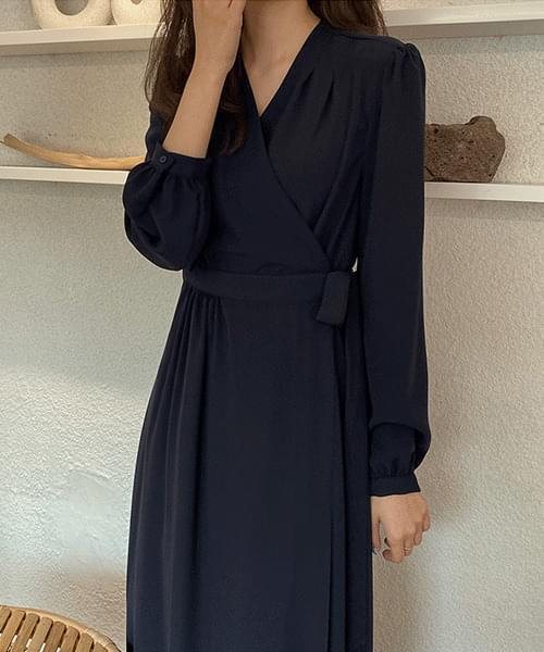 Marshall Wrap Dress