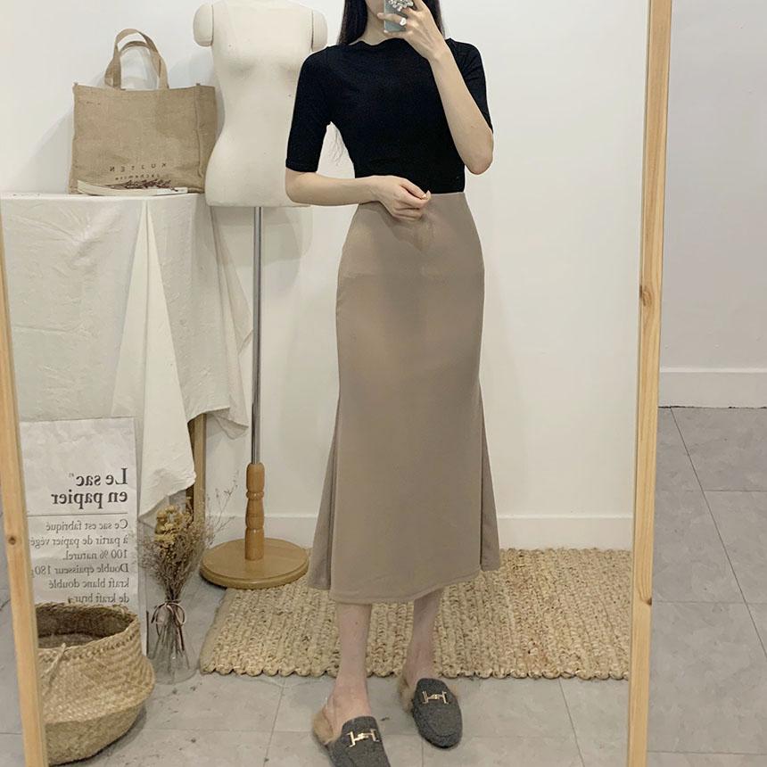 Grade Mermaid Long Skirt