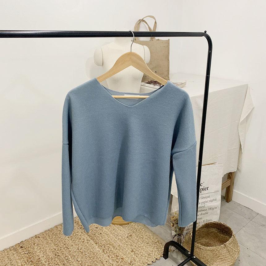 Knit Long Sleeve Knit