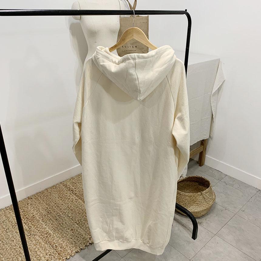 Baguette Hood Long Zip