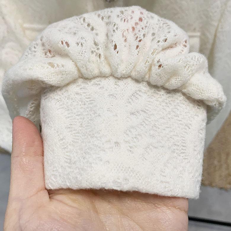 Sofia lace collar mini dress