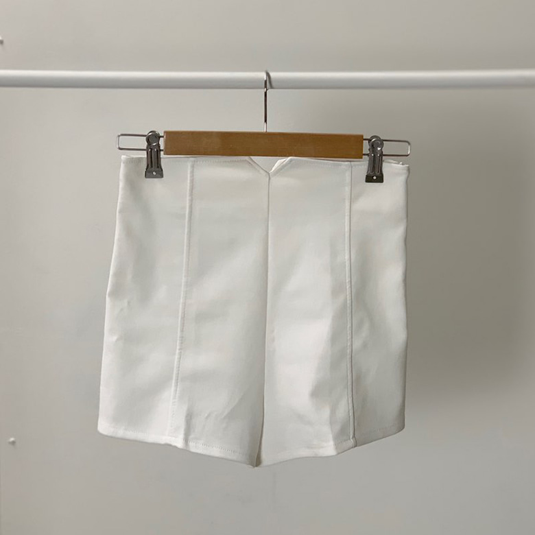 Fat all span shorts