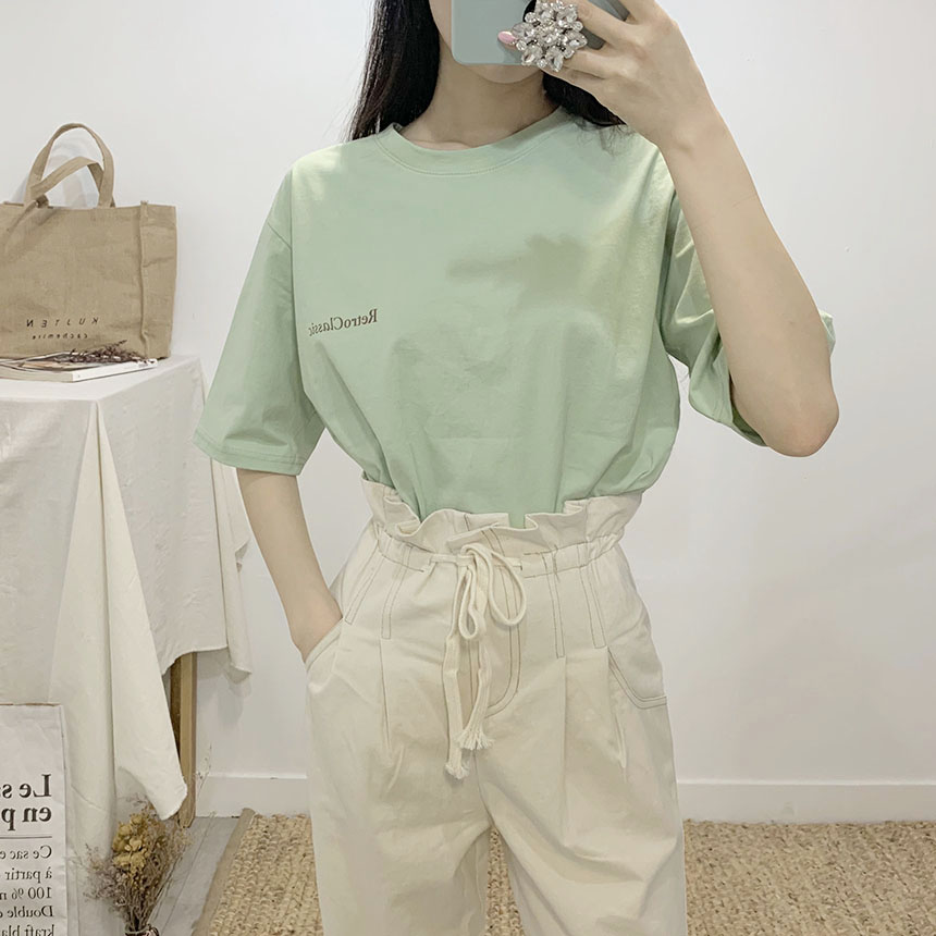 Cellis Stitch Pintuck String Pants