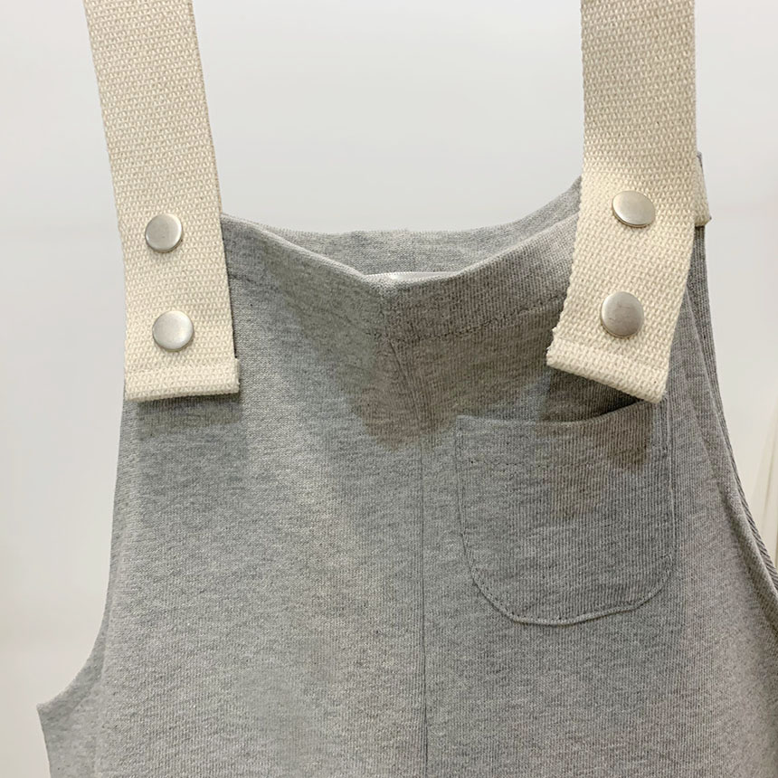 Sense City color pocket suspenders
