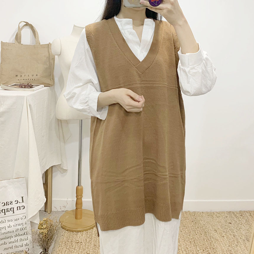 Lisnik Long Knit Best Dress