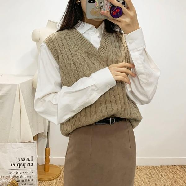 Caddy Thigh Knit Best 7colors