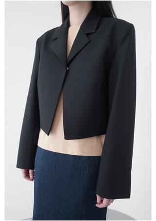 classic crop jacket