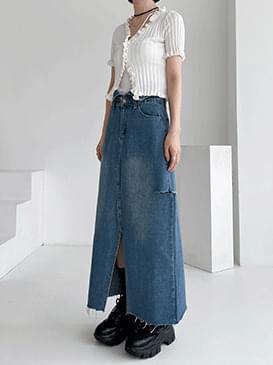 Tim EFu Long Skirt