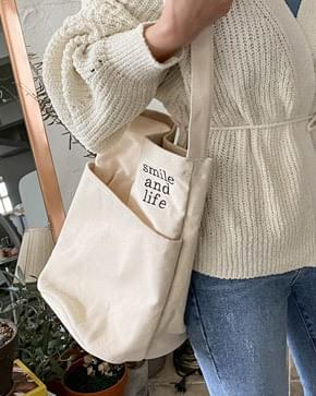 Smile Tantan Eco Bag 帆布包