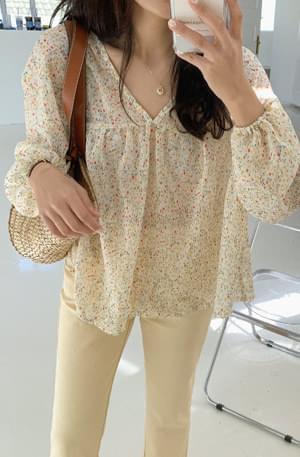 Freesia Flowerblouse 襯衫