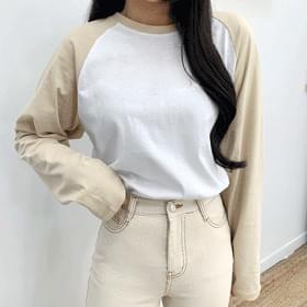 ジェーンボクシーナグラン長袖T(9色)