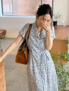 Blossom Cara Long Dress 洋裝