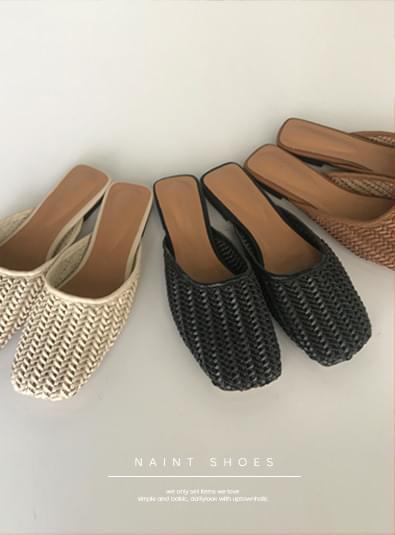 네인트 shoes (*3color)