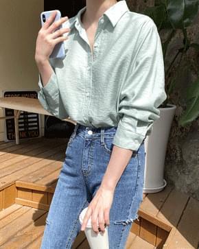 Soft color shirt blouse 襯衫
