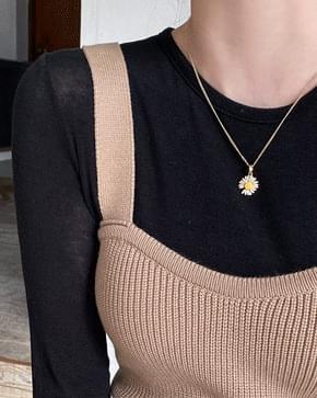 Cute flower necklace 項鍊