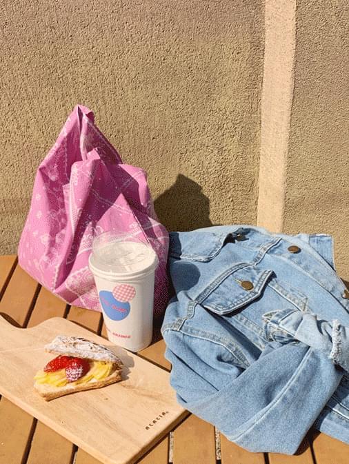Pantone Paisley Eco Bag 帆布包