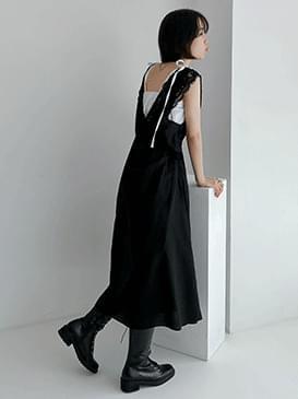 Bustier Dea Long Dress