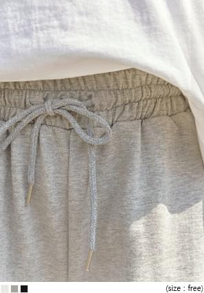 REDY BANDING COTTON SHORTS ショートパンツ