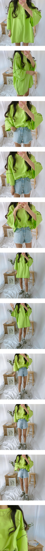 オーバールックステッチ半袖Tシャツ (t0930)