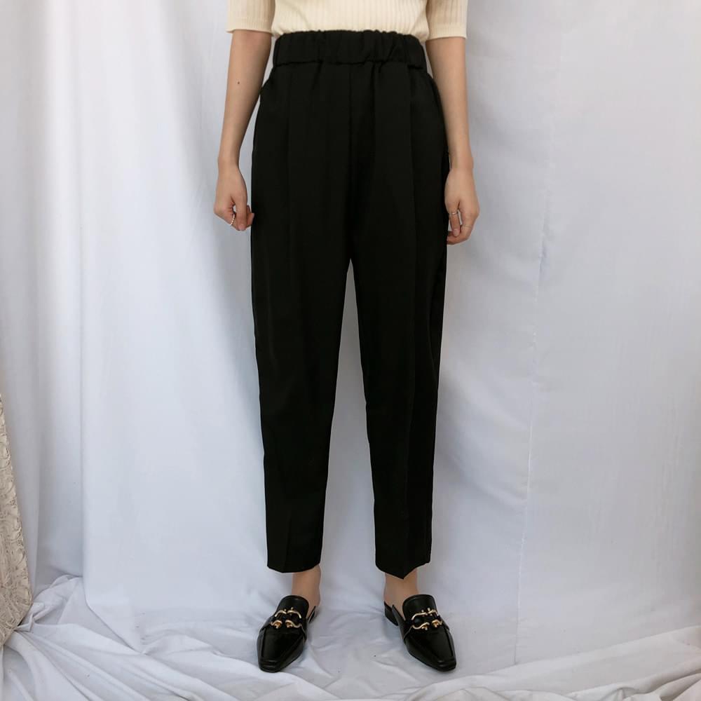 S Slim Part 9 Banding Pants パンツ