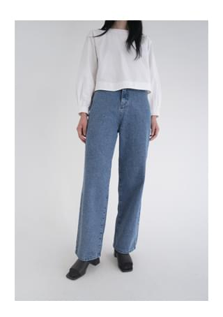 normal daily denim pants