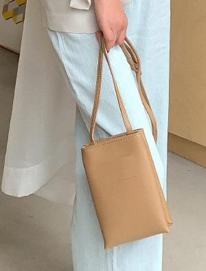 Minimalist card pocket cross bag Shoulder Bags