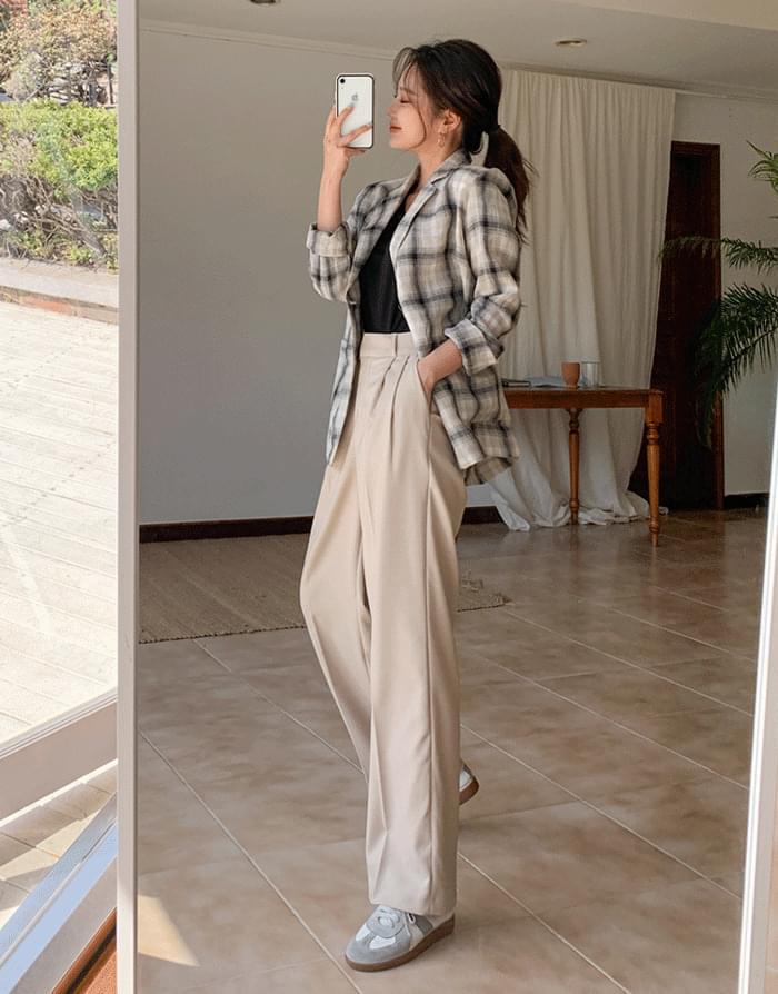 Valencia Wide Slacks pants
