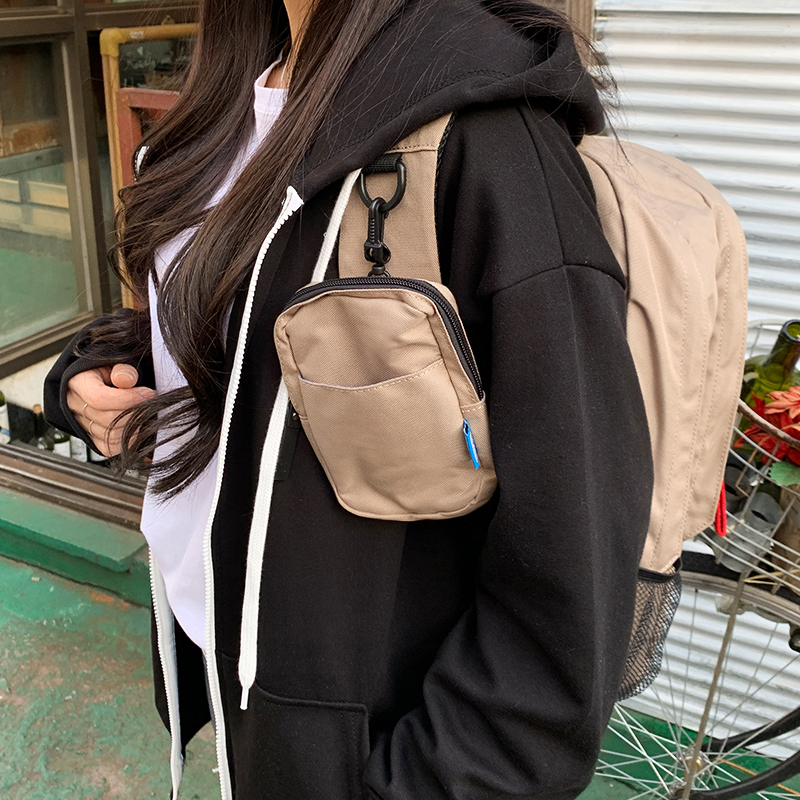 RB MIXMATCH BACKPACK + MINI POUCH ♡