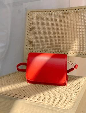 2 strap square clutch shoulder bag 肩背包