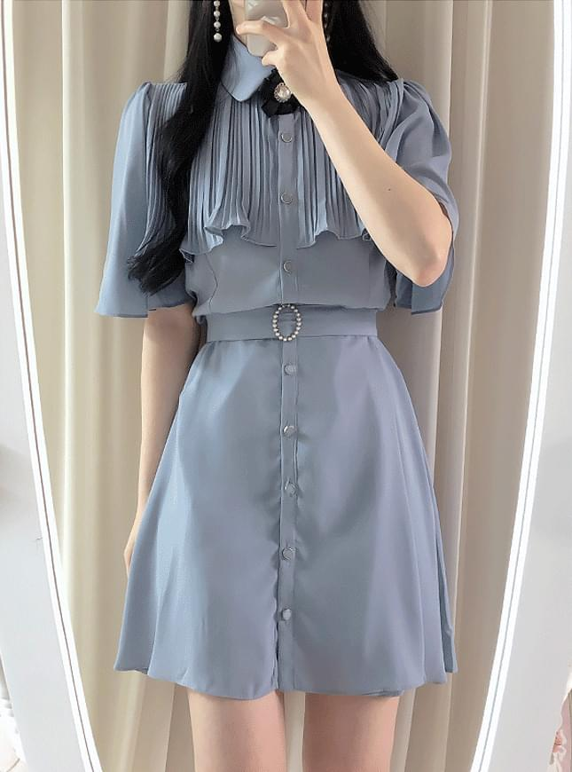 New Discount ♥ Sophie Cape Dress ワンピース