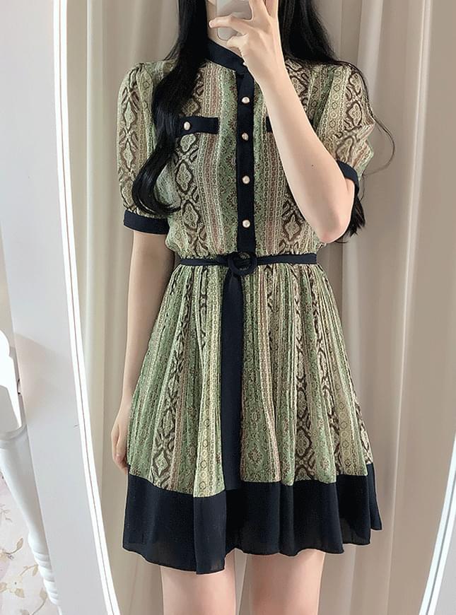 New Discount ♥ Belt Set Sn Color Scheme Dress dresses