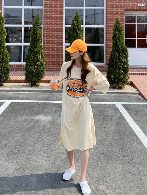 Original Overfit Long Dress ワンピース