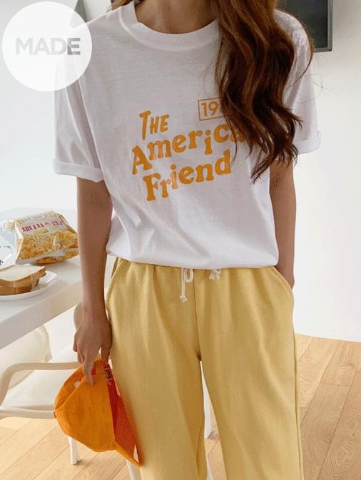 The 1988 American T-shirt 半袖