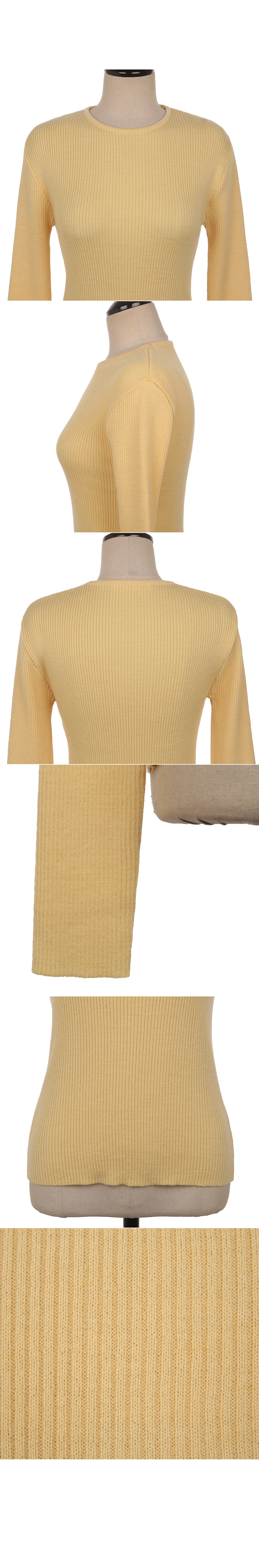 Mosley knit