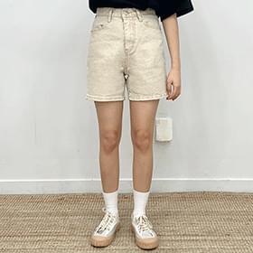 韓國空運 - Chips Dying Short Pants 短褲