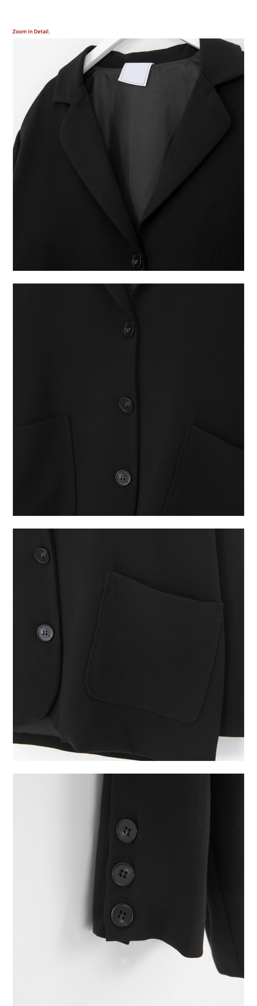 Modernism Single Jacket