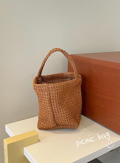 Phenyl picnic bag 托特包