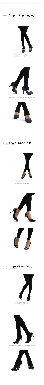 High elastic Fleece-lined leggings