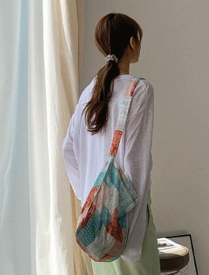 Bandana cotton eco bag 帆布包