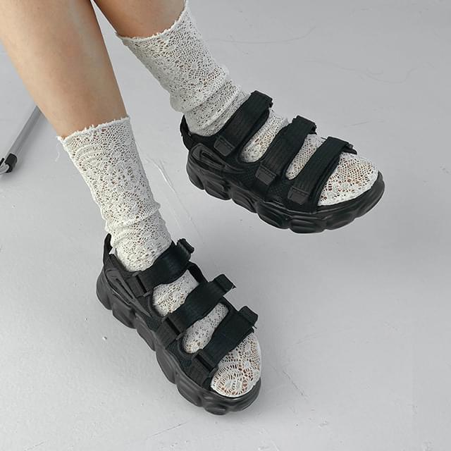 Ugly Kira Sandals
