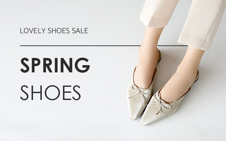 LOVELY SHOES SALE
