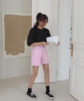 韓國空運 - Dex color short pants 短褲
