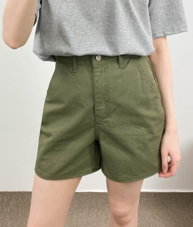 670 cotton short pants