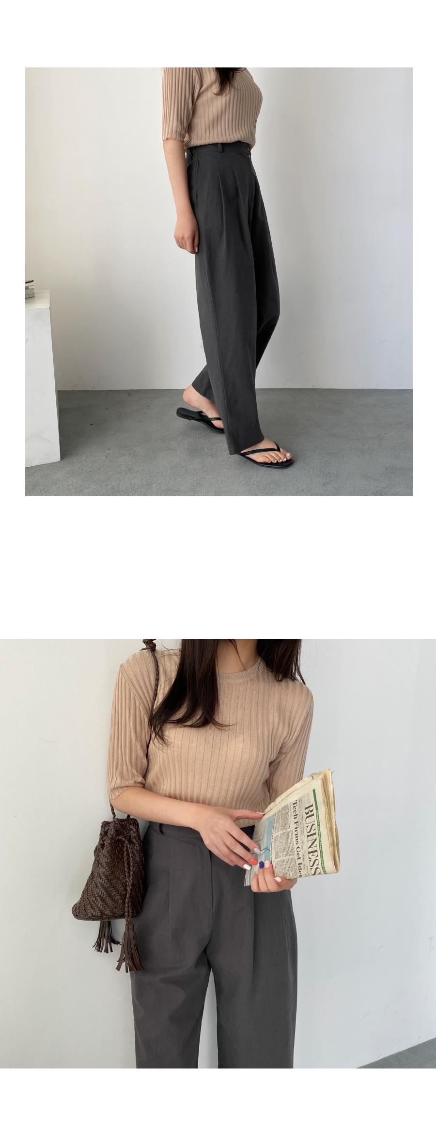 Daily foot pants