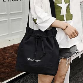Messenger canvas bag 帆布包