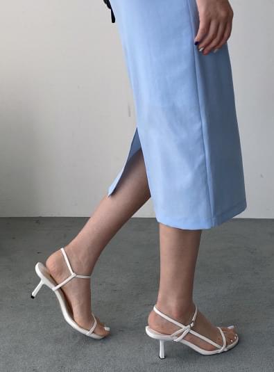 트리빈 스트랩 shoes (*2color)